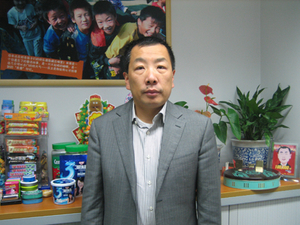 PROFILE: Ma Li-Min, marketing director of Perfetti van Melle China