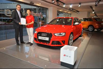 Audi names brand ambassadors in Hong Kong, Philippines
