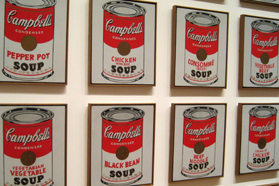 Advertising as art (and vice versa): Andy Warhol exhibition opens in Hong Kong