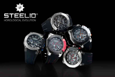American watch brand Steelio launches in Singapore
