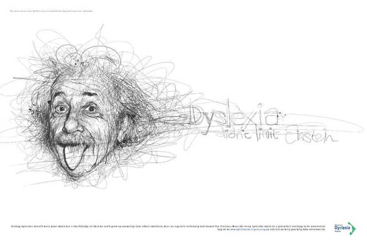 """""""genius"""" Albert Einstein"""