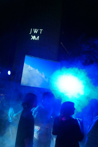 Spikes party pictures: JWT and XM's rooftop 'Cafe del Sky'