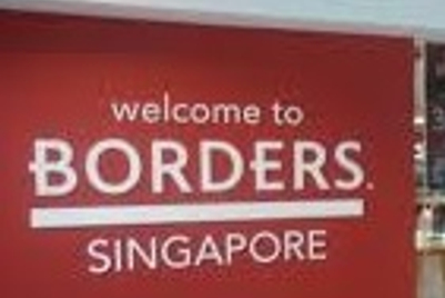 Will the new Singapore Borders store turn back time?