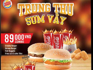 Burger King picks Y&R as creative agency in Vietnam to boost expansion