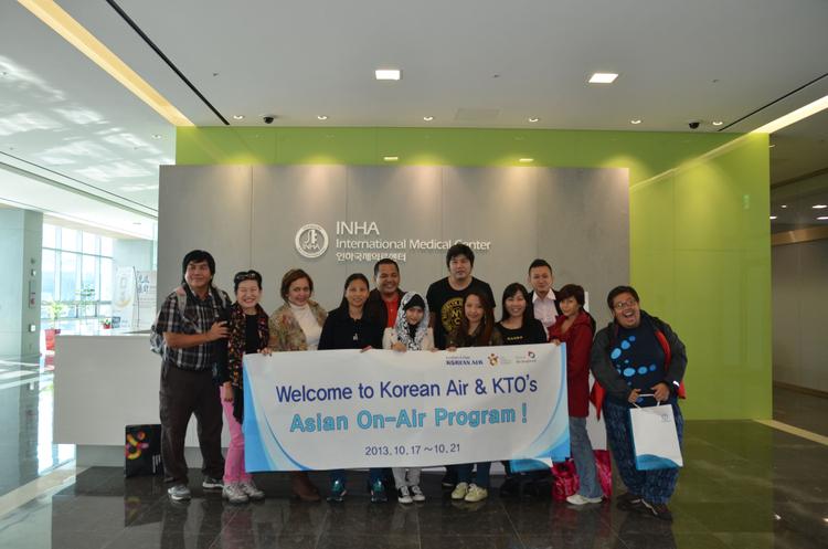 Korean Air carries out second 'Asian On-Air' program