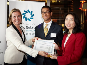 Council of Public Relations Firms of Hong Kong unveils 'Double Happiness' award winners