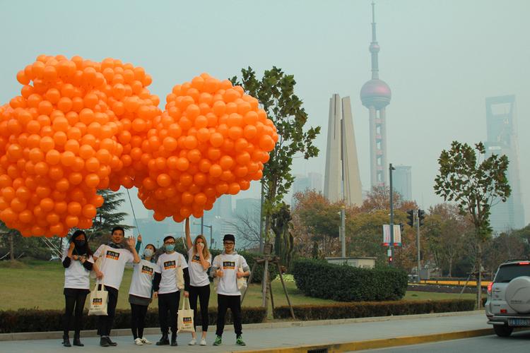 Minute Maid adds spots of 'sunshine' to grey Shanghai haze