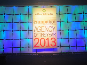 PHOTOS: 2013 Agency of the Year Awards, Singapore gala event
