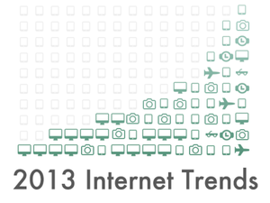 The mobile hub: Internet trend report charts seismic changes