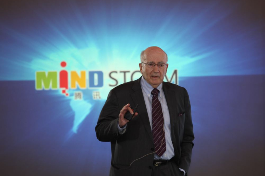 Q&A: Philip Kotler on marketing myopia and 'one-P' CMOs