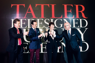 Hong Kong Tatler hosts party to unveil redesign