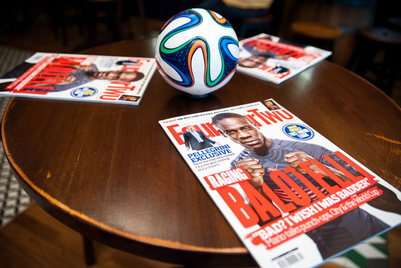 FourFourTwo's grand launch in Singapore