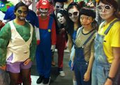 Edelman HK's spooky fun 2014 Halloween party