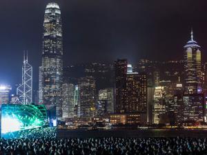 Clockenflap festival rocks Hong Kong