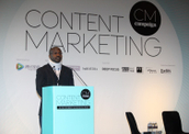 Photos: Content Marketing conference in Shanghai