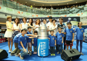 Pocari Sweat gathers children's dreams for moon journey