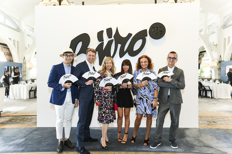 Photos: Launch party for Buro 24/7 fashion and culture website
