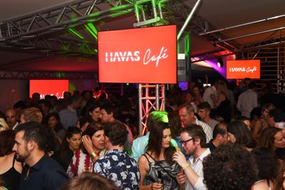 Cannes 2015图集:Havas派对