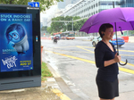 Weather drives moody outdoor campaign for 'Inside Out'
