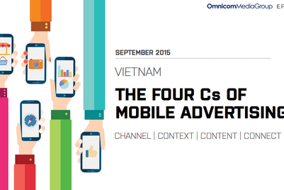 Infographics: mobile marketing in Vietnam and southeast Asia