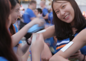 Photos: Bloomberg Square Mile Relay in Hong Kong