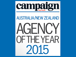 2015 Agency of the Year winners: Australia and New Zealand