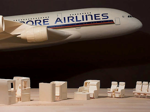Singapore Airlines: When in the air, 'No detail is too small'