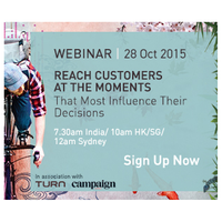 Webinar: Reach customers at the moments that most influence their decisions