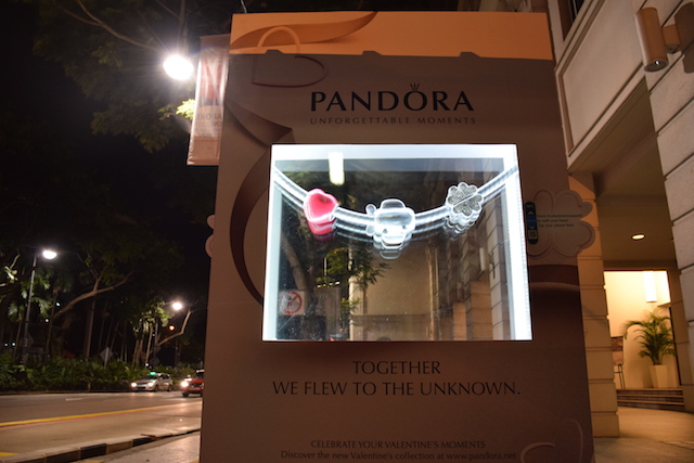 Pandora Goes On Valentines Charm Offensive With Clear