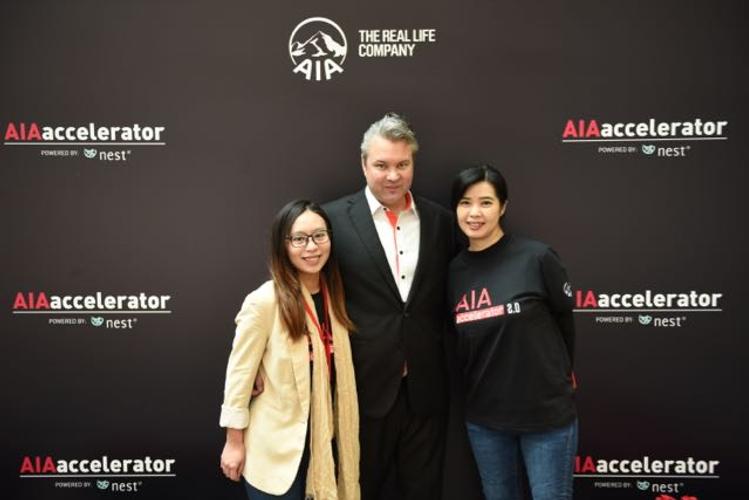 Photos: AIA Accelerator Demo Day 2016