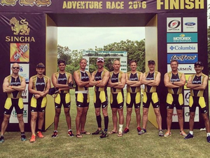 GroupM Team conquers River Kwai International Adventure Race for Charity