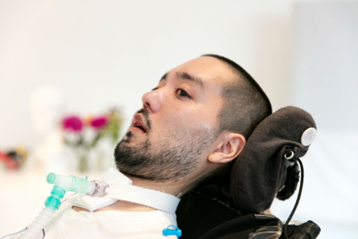 'I'm Still': Patient models for painters to raise ALS awareness