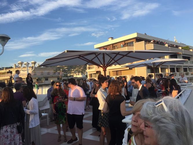 Photos: Oracle's Cannes 'Sunset Soiree'