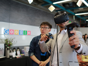 Photos: Roundtable on tech-driven marketing in China