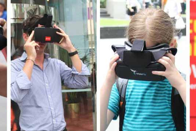 PropertyGuru uses virtual reality to sell homes