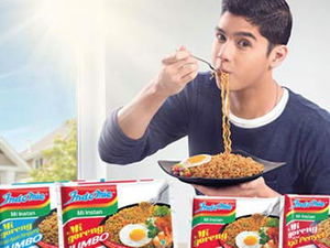 Instant noodles warm up European market for Indofood