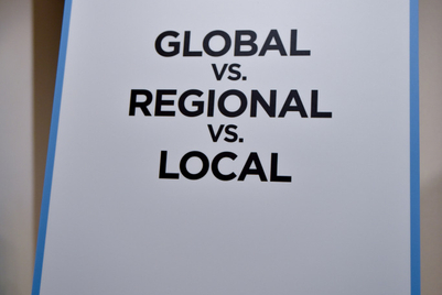 Roundtable: Balancing global consistency and local relevance