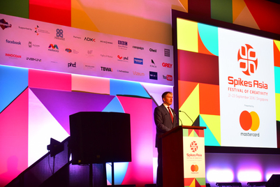 Photos: Spikes Asia day 1 speakers
