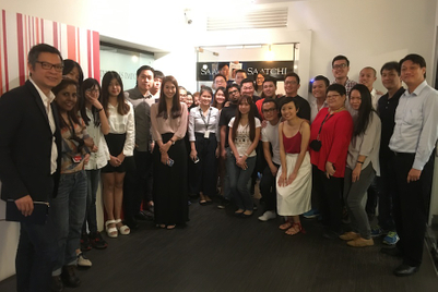 Saatchi & Saatchi merges operations in Malaysia