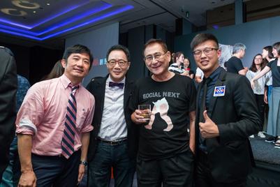 图库:2016年台灣《4A創意獎》頒獎典禮
