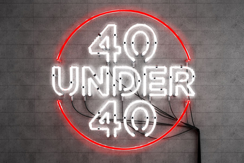 Presenting the '40 Under 40' for 2016