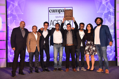 Photos: 2016 South Asia Agency of the Year Awards