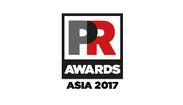 PR Awards Asia 2017