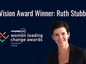 Video: Ruth Stubbs on her Women Leading Change Award