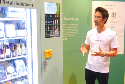 Four of the best new shopping gizmos at Retail Asia Expo