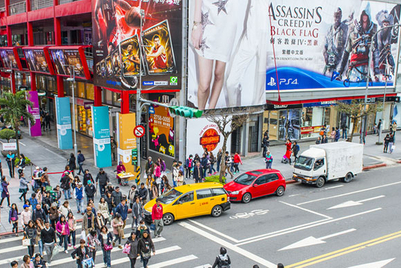 Q&A: Local brands versus global brands in Taiwan