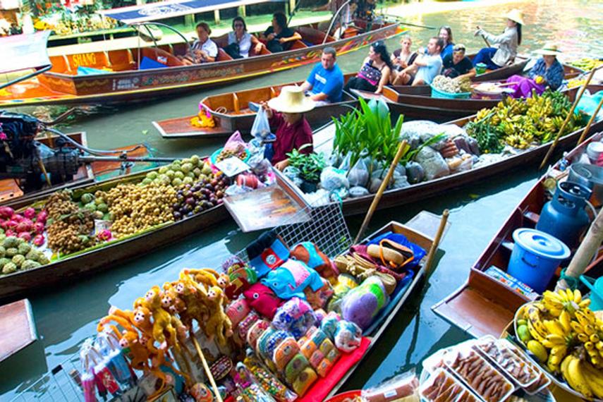 Thailand market snapshot: Mourning, urbanising, ageing