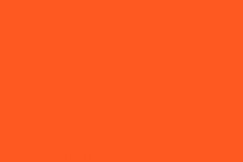 Bright orange generated the highest levels of engagement, according to L2's study