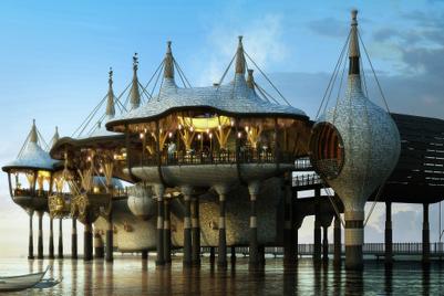 Thailand's Singha unveils largest tourism development project in the Maldives
