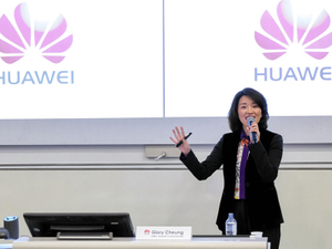 Huawei CMO makes Global Marketer of the Year shortlist